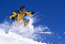 ski, luge, neig